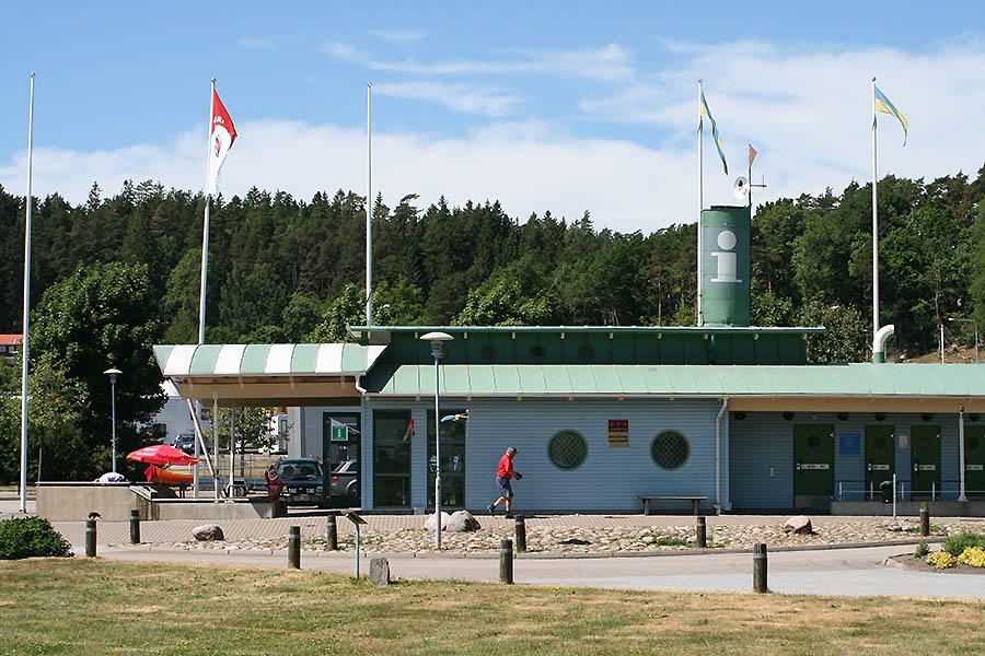 Ljungskile turistbyrå 2008